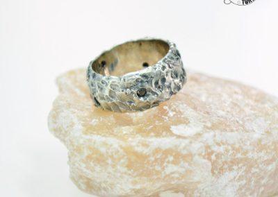 Gioiello per lui - Anello uomo in argento